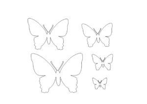 Neu Schmetterling Vorlagen Malvorlagen Malvorlagenfurkinder 2