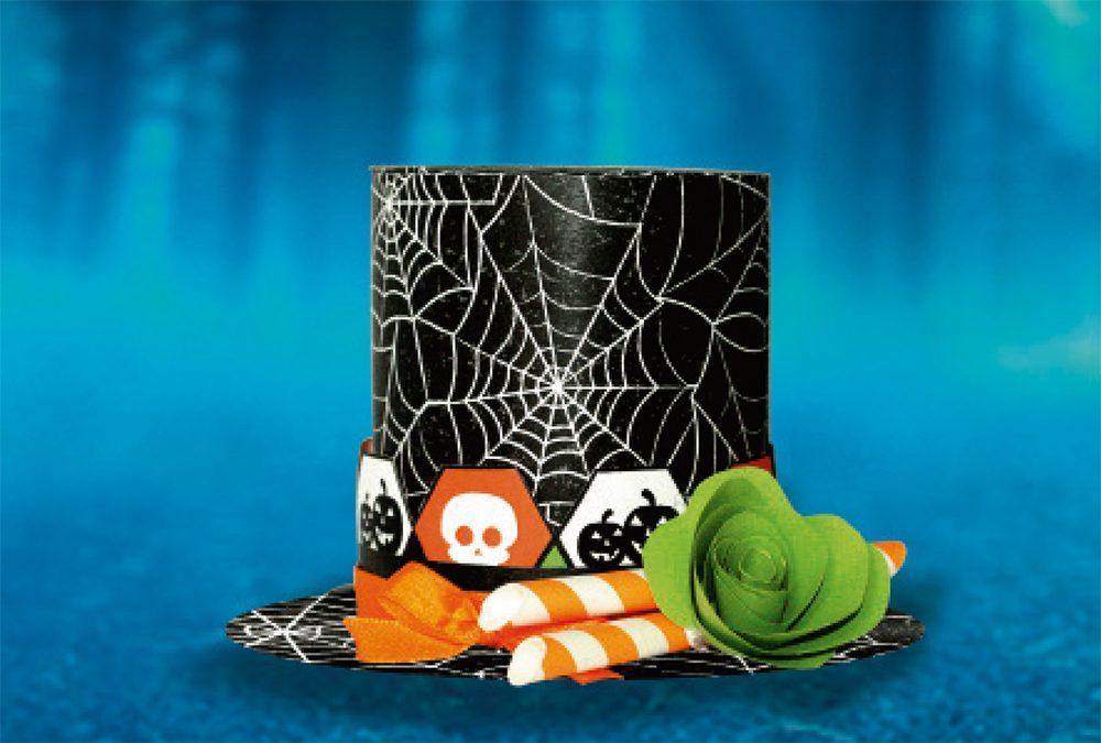 Zylinderhut Halloween