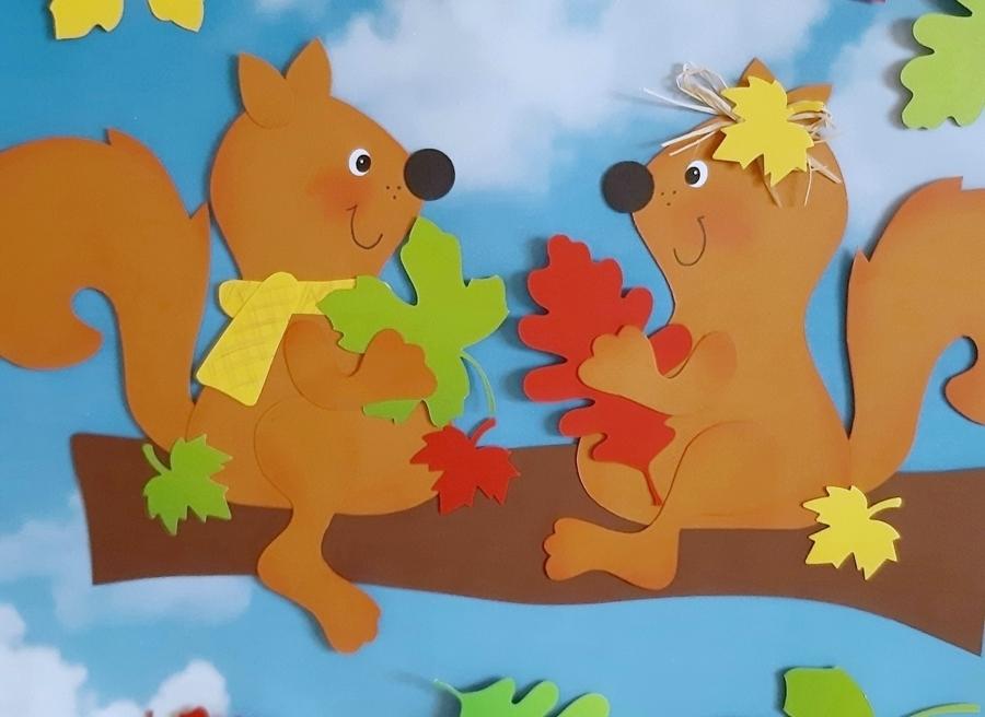 Lieblingsplatz der Eichhörnchen