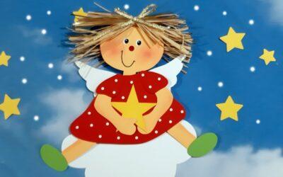 Engelchen mit Stern