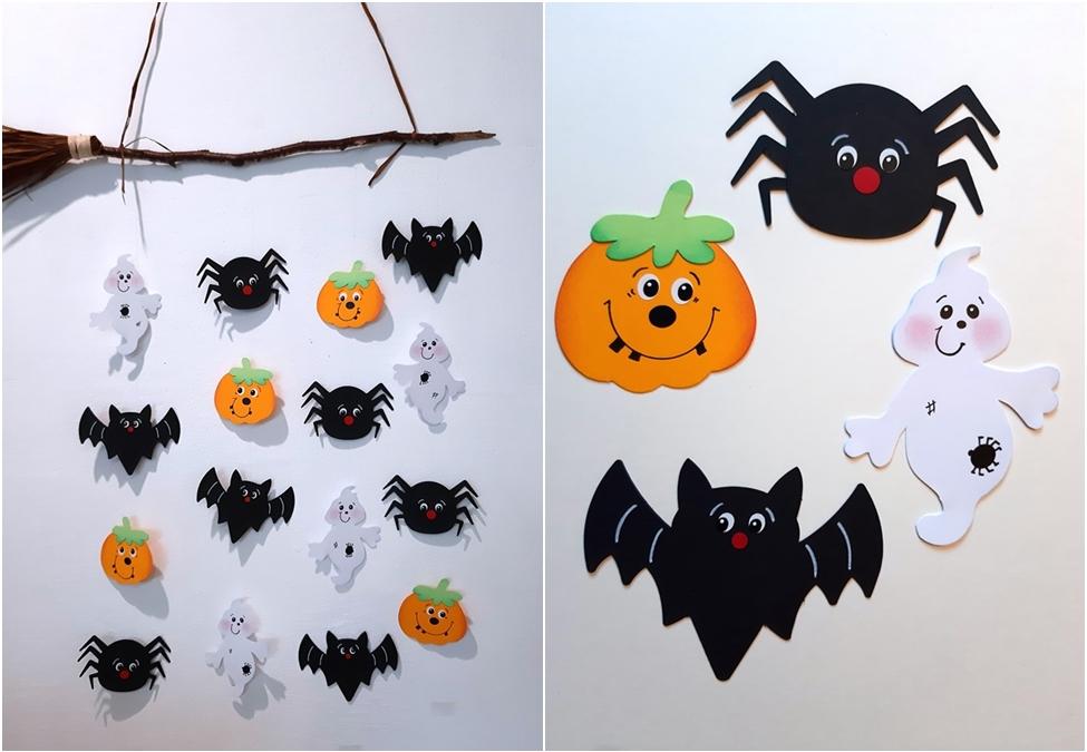 Halloween Grusel-Dekokette