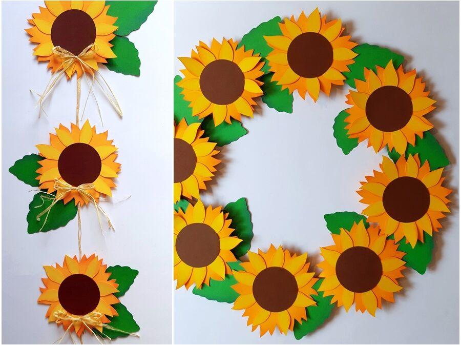 Sonnenblumen für den Spätsommer