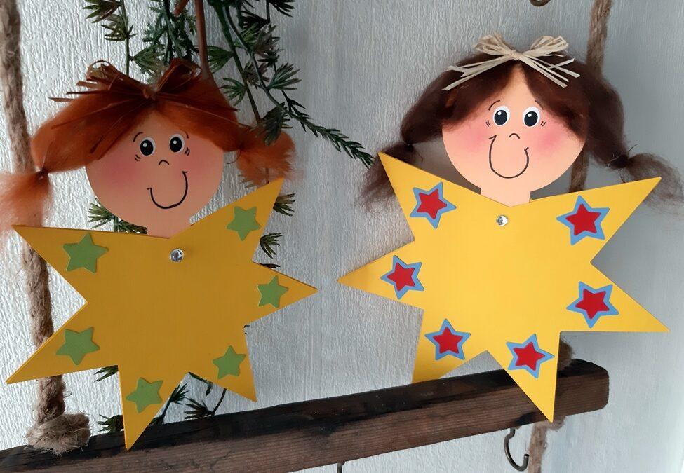 Sterne für die Weihnachtszeit