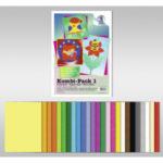 Kombi Pack 1 Tonpapier und Fotokarton