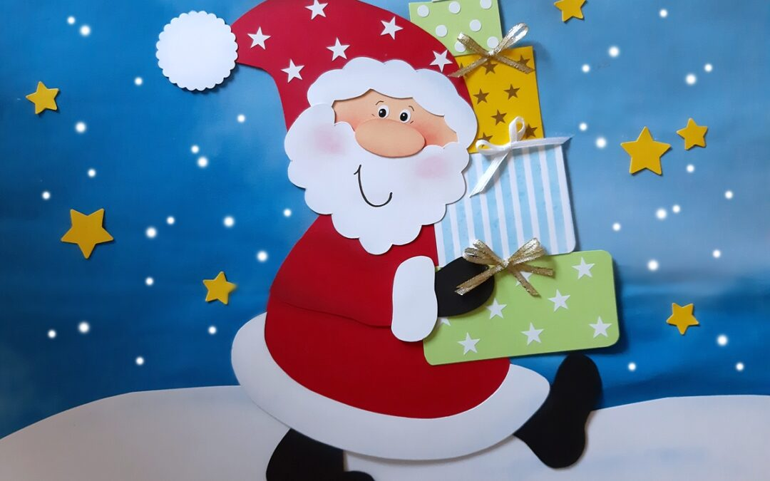 Wunschzettel für den Weihnachtsmann
