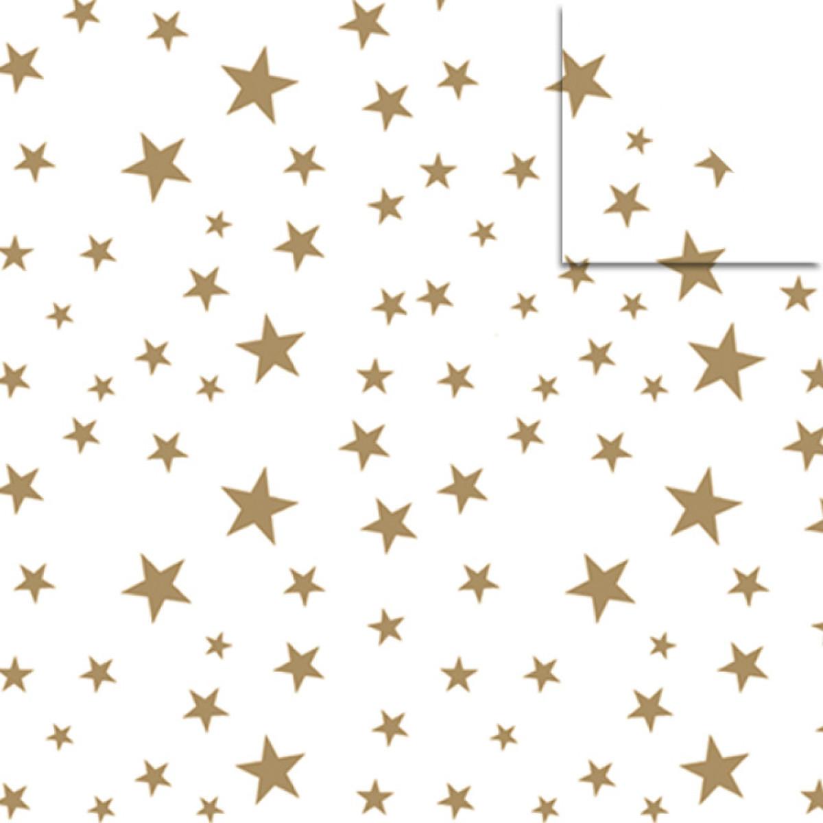 faltbl tter aurelio stern sternchen wei 20 x 20 cm. Black Bedroom Furniture Sets. Home Design Ideas