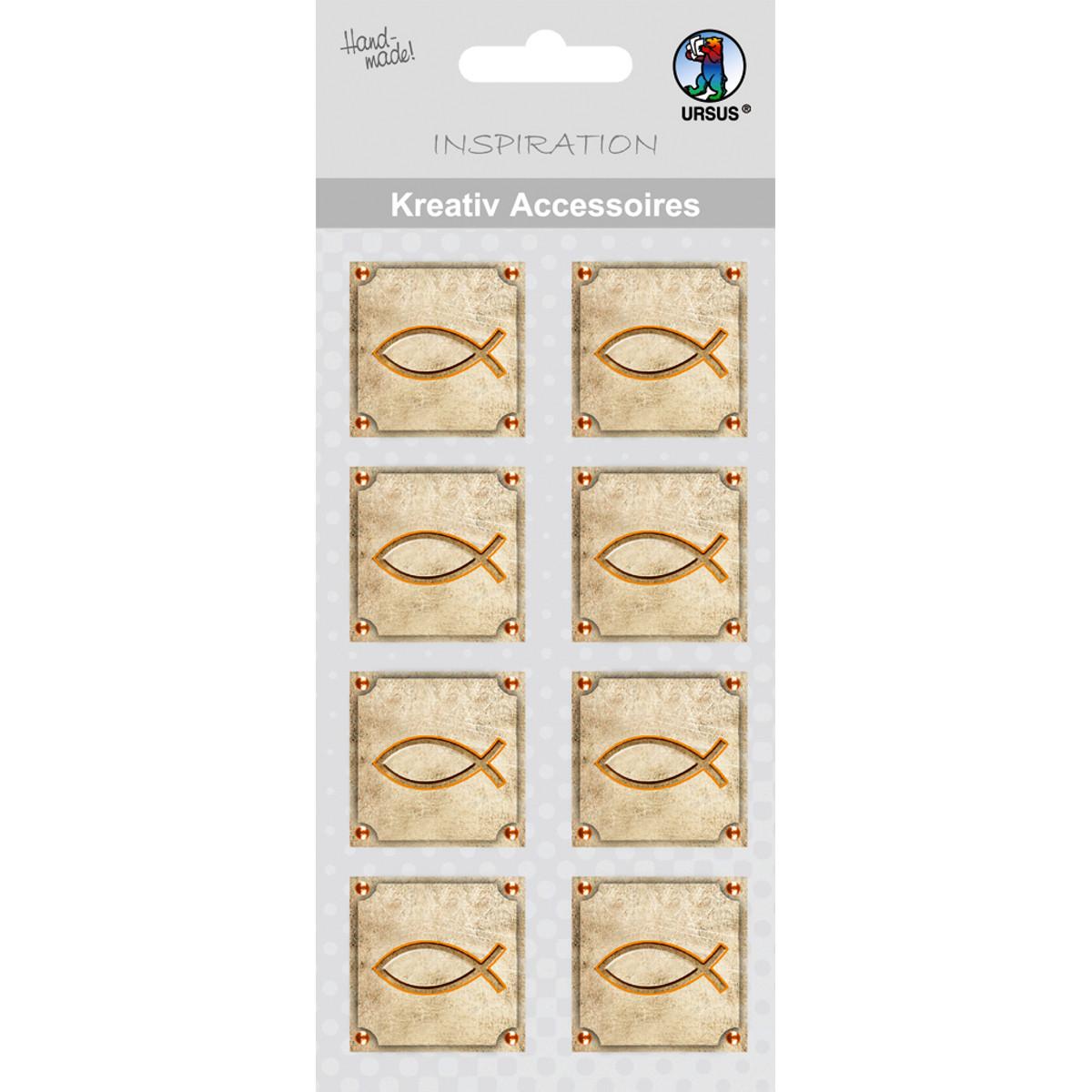 """Kreativ Accessoires """"Blessing"""" Fisch - Motiv 310"""