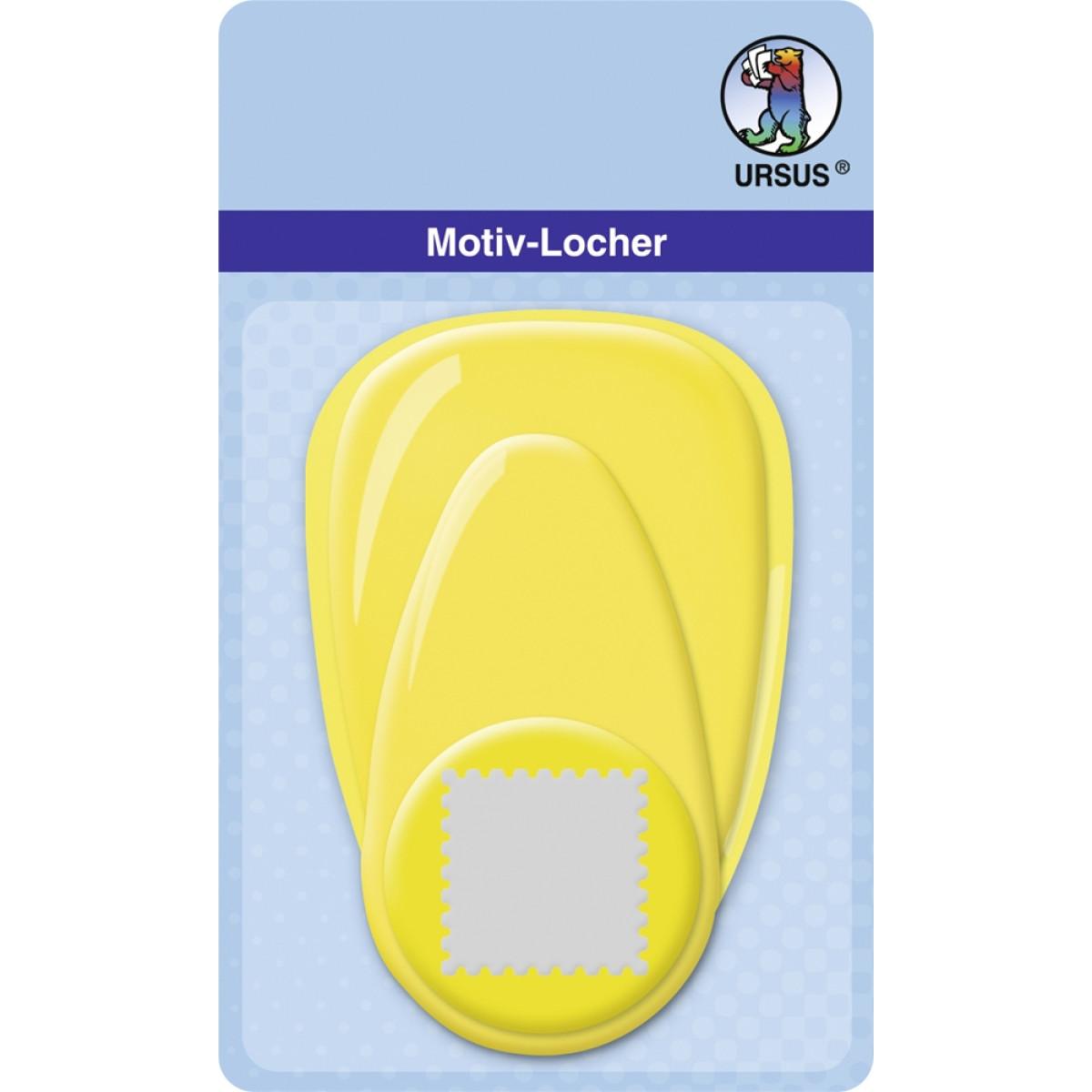 """Motiv-Locher """"groß"""" Briefmarke"""