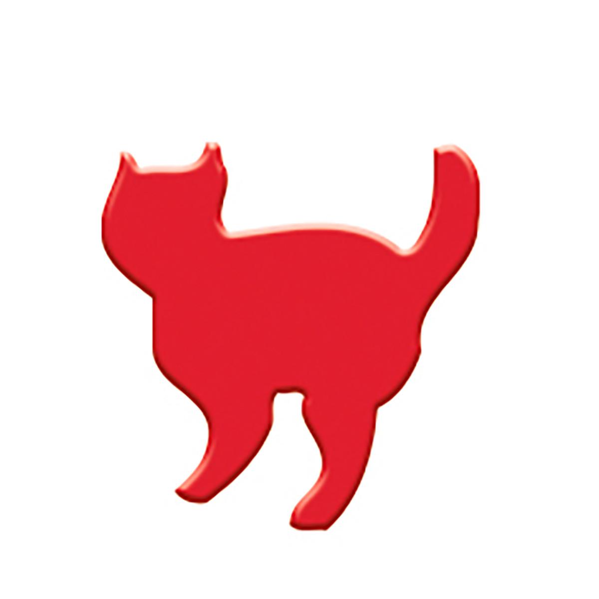 """Motiv-Locher """"klein"""" Katze"""