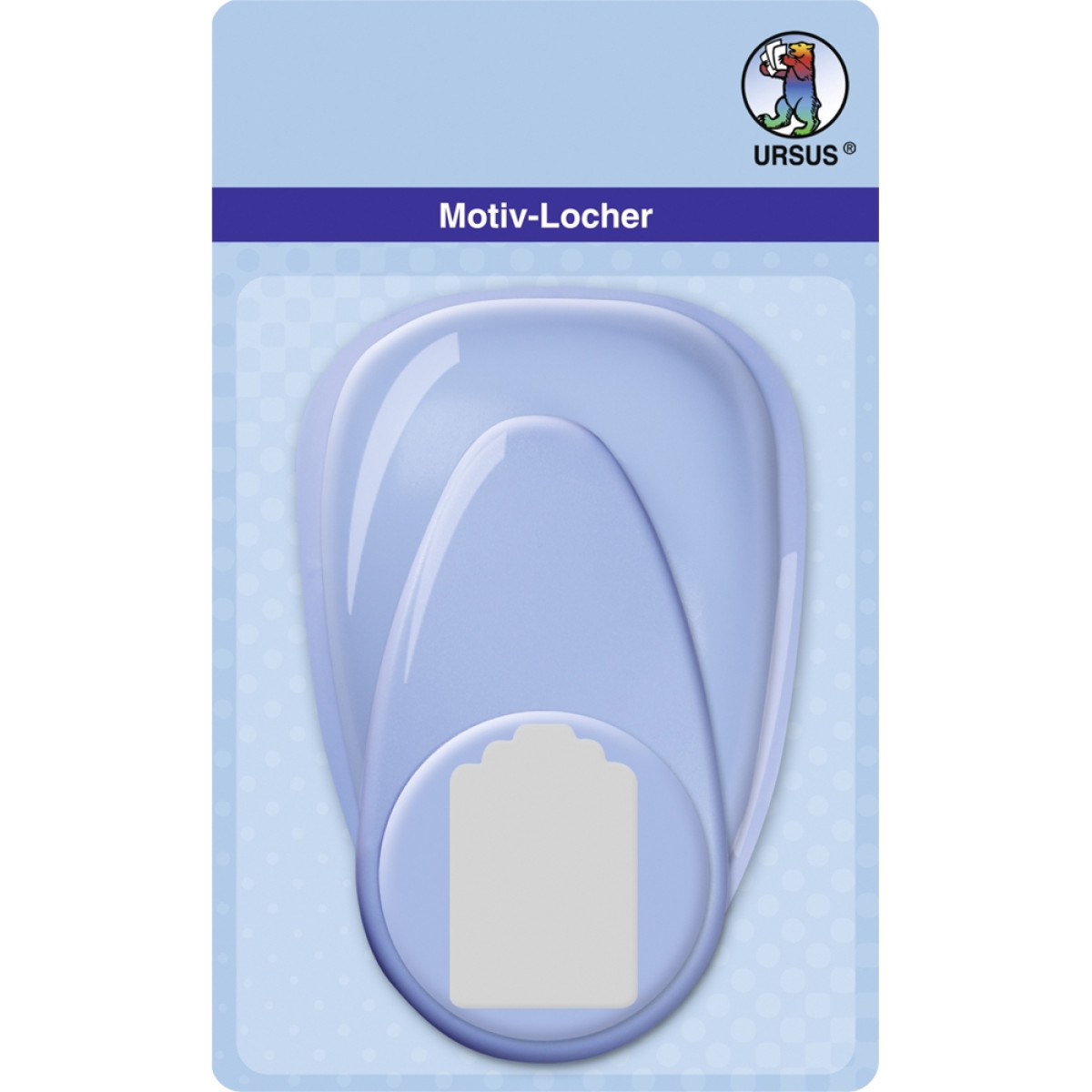 """Motiv-Locher """"maxi"""" Anhänger"""