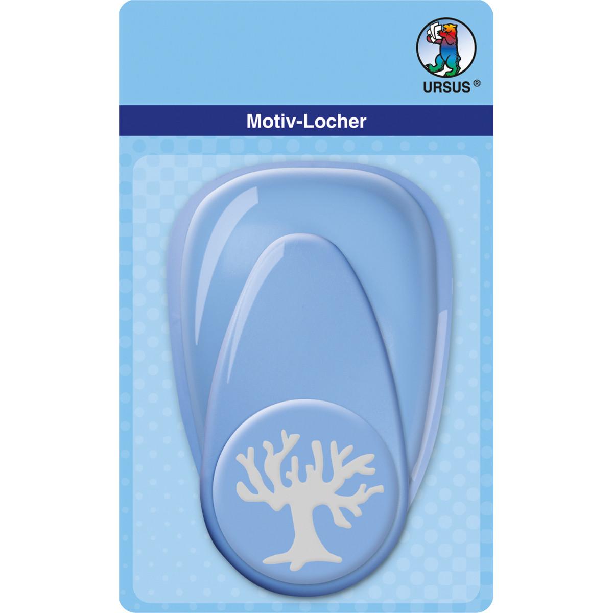 """Motiv-Locher """"maxi"""" Baum"""