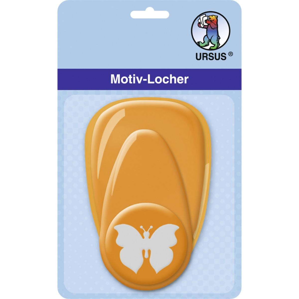 """Motiv-Locher """"mittel"""" Schmetterling"""