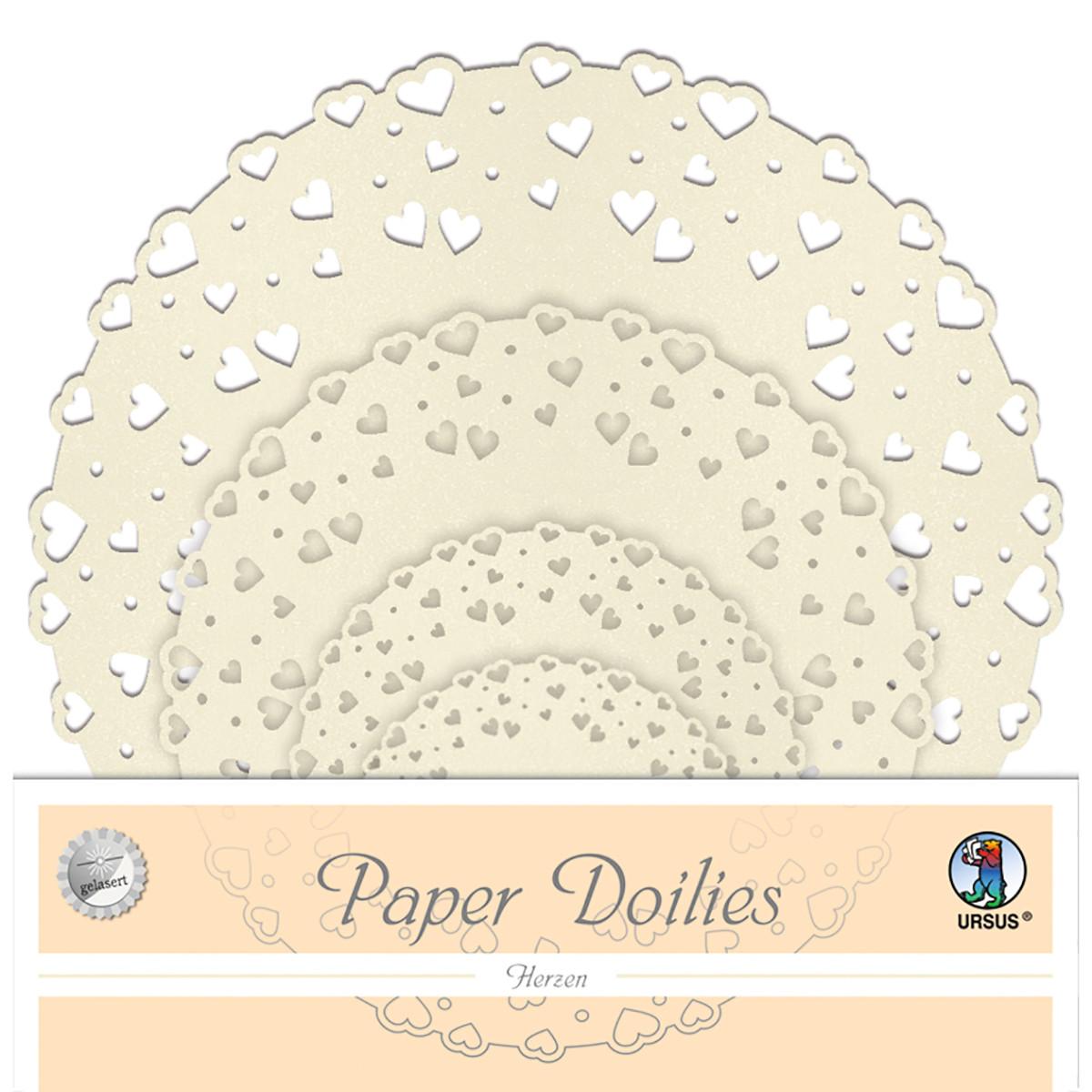 "Paper Doilies ""Starlight"" Herzen"
