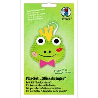 "Filz-Set ""Glücksbringer"" Frosch"