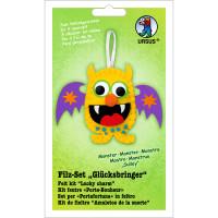 "Filz-Set ""Glücksbringer"" Monster Sulley"