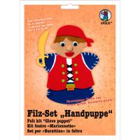 "Filz-Set ""Handpuppe"" Piratenjunge"