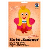 "Filz-Set ""Handpuppe"" Prinzessin"