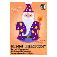 "Filz-Set ""Handpuppe"" Zauberer"