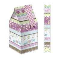 """Geschenkbox """"Bella"""" Spring Tweet flieder"""
