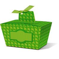 "Geschenkbox ""Joelle"" grün - Motiv 03"