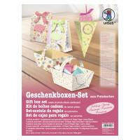 """Geschenkbox-Set """"Frühling"""""""