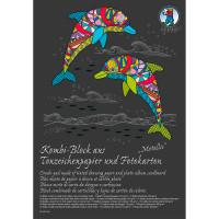 "Kombi-Block ""Sonderedition Metallic"" 23 x 33 cm - 30 Blatt kombiniert"