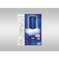 """Lampenfolie """"mini"""" 0,4 mm - 4 Blatt"""