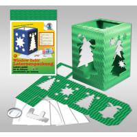"""Laternen-Packung """"Form 5"""" Weihnachten"""
