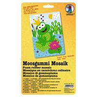 "Moosgummi Mosaik ""Frosch"""