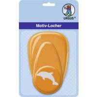 """Motiv-Locher """"mittel"""" Delphin"""