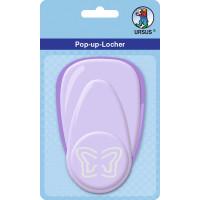 """Pop-Up-Locher """"groß"""" Schmetterling"""