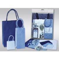"""Präsenttaschen-Set """"blau"""""""