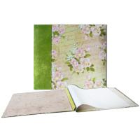 """Scrapbooking Album """"Roses"""" 30,5 x 30,5 cm - Designalbum"""