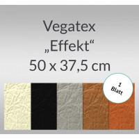 "Vegatex ""Effekt"" 50 x 37,5 cm - 1 Blatt"