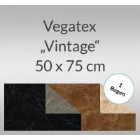 """Vegatex """"Vintage"""" 50 x 75 cm - 1 Bogen"""