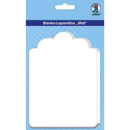 Blanko-Leporello