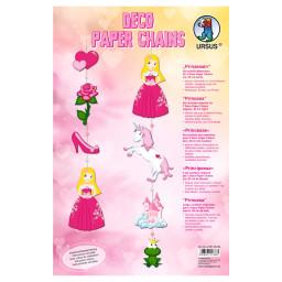Deco Paper Chains Prinzessin
