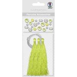 Florucha Accessoires hellgrün