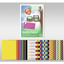 Kombi Pack 2 - Bastelkarton und Fotokarton