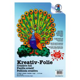 Kreativ-Folie 50 x 70 cm - 5 Bogen