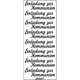 Kreativ Sticker