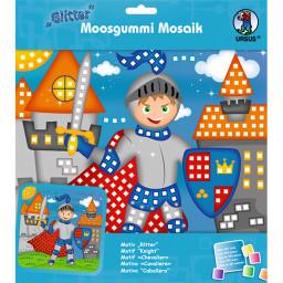 Moosgummi-Mosaik