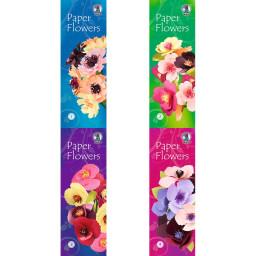 Papier Flower, Designstanzteile mit Zubehör