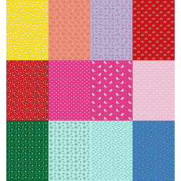 Silhouetten Karton 300 g/qm, 23 x 33 cm, 10 Blatt in 28 Farben / Motiven