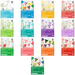 Wimpel 1, verschiedene Farben