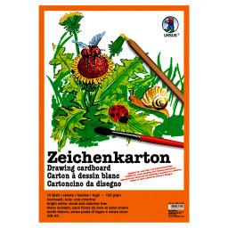 Zeichenkarton 150 g/qm DIN A4 - 25 Blatt