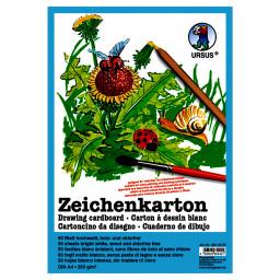 Zeichenkarton 250 g/qm DIN A4 - 250 Blatt