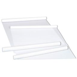 Zeichentransparentpapier 85 g/qm 44 x 62 cm - 25 Bogen