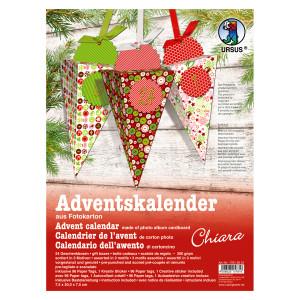 "Adventskalender ""Chiara"""