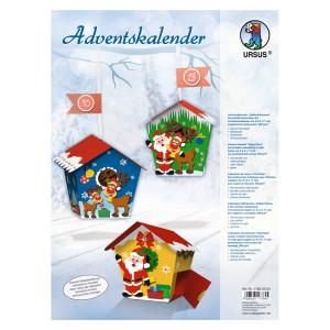 """Adventskalender """"Weihnachtsmann"""""""